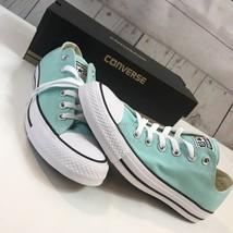 Converse CT All Star Aruba Blue Sneaker 130118F Unisex Shoe Size W 9 / M 7 NWB - $53.07