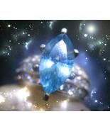 HAUNTED DJINN RING KING SOLOMON'S AS YOU COMMAND GENIE MAGICK MYSTICAL T... - $227.77