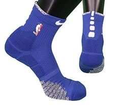 Nike NBA Authentics Detroit Pistons Basketball Ankle Socks Team Issued (... - $34.60