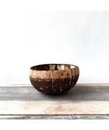 Coconut Bowl - Poke Bowl, Zero Waste, Vegan Bowls , Coconut Shell, High ... - £8.65 GBP+
