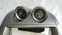 07-09 Nissan Sentra SE-R Spec-V Dash Stereo Surround Oil & G-Force Gauge Pod image 3