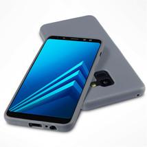 Galaxy A8 2018.  Perfect Case Zero-Shock Gel Precision Fit Grey IXPORT™ - $10.91