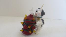 Christmas Hallmark Keepsake 1993 Dog's Best Friend Light Up Ornament No Box - $5.89