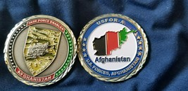 """USFOR-A UNITED STATES FORCES AGHANISTAN 1.75""""  CHALLENGE COIN - $17.14"""