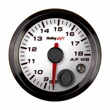 Holley EFI Standalone Air/Fuel Wideband 02 Gauge Kit - 534-215W - $225.95