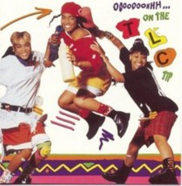 Ooooooohhh On the Tlc Tip by Tlc Cd