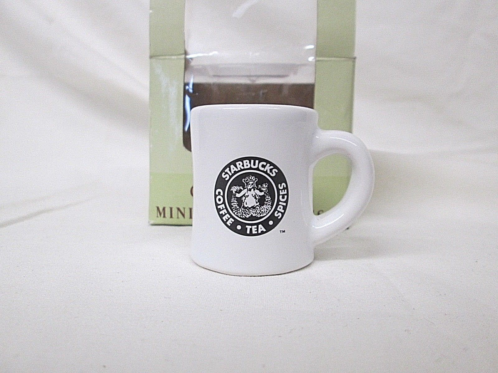 c07bffb843e Starbucks Collectible Miniatures Series-2 and 50 similar items