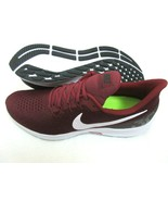 Nike Mens Air Zoom Pegasus 35 TB Running Shoes Team Red White Burgundy S... - $84.14