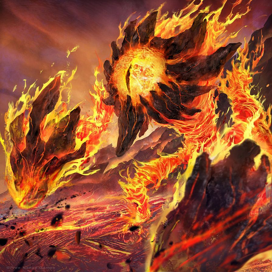 Primary image for Haunted Direct Binding Four Elemental King Queen Fire Water Air Earth Power