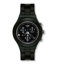 Swatch Irony SVCF4000AG Full-blooded Smokey Black Watch - $88.19