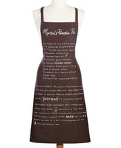 Martha Stewart Collection Cotton Eat More Pie Apron - $33.20 CAD