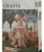 Bunny Love Momma & Baby Bunnies 16 & 5 Inches Tall  Pattern McCall's 692... - $5.99