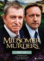 "Midsomer Murders Poster Season 22 TV Series Art Print Size 24x36"" 27x40"" #2 - $10.90+"