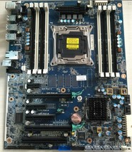 HP Z440 Workstation Motherboard 710324-001 761514-001 - $164.00