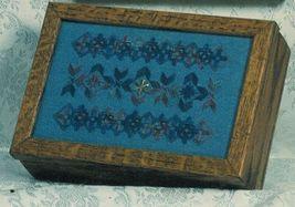 I Love Winter Hardanger Embroidery Seasonal Sampler Rosalyn Watnemo Book image 5