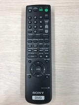 Original SONY DVD Remote Control RMT-D119A                              ... - $6.99