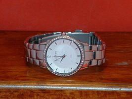 Pre-Owned Women's Skagen 347SSX Rhinestone Dress Analog Quartz Watch - $35.64