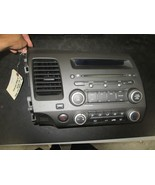 06 07 08 09 10 11 HONDA CIVIC RADIO CD MP3 BEZEL #39100-SNA-A040 - $79.20