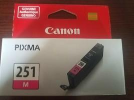 Canon CLI-251 Magenta Ink Genuine - $29.28