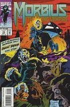 Morbius: The Living Vampire #15 [Comic] [Nov 01, 1993] Marvel - $5.92