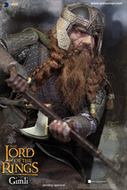 GIMLI Asmus Toys Collectible Figure 1/6 Scale The Lord of the Rings Dwarf - $249.99