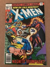 X-Men #112 Marvel Comic Book 1978 FN 6.0 Condition MAGNETO WOLVERINE - $36.39