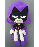 DC Comics Teen Titans Go RAVEN XL Plush STUFFED ANIMAL TOY Doll - $14.84