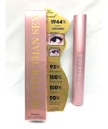 Too Faced - Better Than Sex Mascara, Black- Full Size- 0.27 Fl.OZ FREE S... - $16.99
