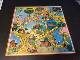 Vintage Board Game Uncle Wiggly Game 1967 Parker Brothers Replacement pi... - $10.53