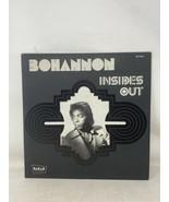 1974 Atlanta Georgia Disco R&B Funk Vinyl Record: Bohannon Insides Out D... - $16.95