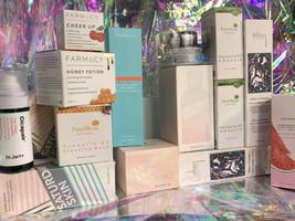 Wow! 17 Full Size K BEAUTY items FARMACY GLOW RECIPE DR. Jart Saturday Skin When