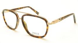 ZILLI Eyeglasses Frame Acetate Titanium Tortoise France Hand Made ZI 600... - $966.18