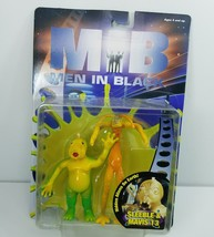 Men In Black (Mib) Movie Sleeble And Mavis 13 Action Figures Galoob 1997 - $9.32