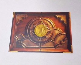 Official Blizzard Hearthstone Game Coin Token Blizzcon 2014 Gift Bag War... - $12.16