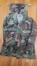 US ARMY Military Casual Uniform Jacket/Coat & Pants/Trousers Camouflage  - $44.55