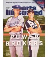 Bobby Witt Jr, Kelley Lynch, World Cub Champs in Sports Illustrated July... - $4.95