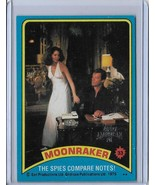 2011 Topps American Pie Buyback 1979 Moonraker James Bond > Roger Moore >  - $6.79