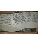 ADB Keyboard Apple Macintosh Mac Computers Ergonomic IIGS Legacy Natural... - $39.95