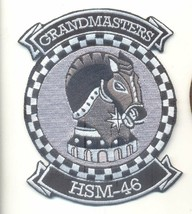 US Navy HSM-46 Grand Masters Patch - $11.87