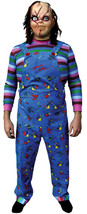 Adult Deluxe CHUCKY CHILD PLAY 2 Halloween COSTUME - £35.26 GBP