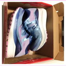 Saucony Women's  Very Light Wear nsoles & Inner Lining Ride ISO Running Shoes  - $85.70