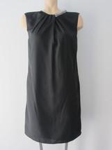 Phillip Lim Women's Black Embellished Sleeveless Dress Size XS - $334,41 MXN