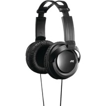 JVC HARX330 Full Size Over-Ear Headphones - $30.17