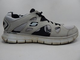 Skechers Sport Synergy Gridiron Size 13 M (D) EU 47.5 Men's Running Shoes Gray