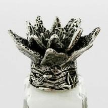 Agave Cactus Salt & Pepper Shaker Pair - Silvie Goldmark Design - Plated... - $36.00