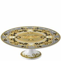 "Versace by Rosenthal Prestige Gala Tart platter on foot  33 cm/12.9"" inch - $549.70"