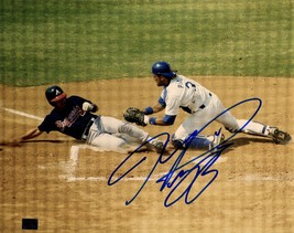 MIKE PIAZZA AUTOGRAPHED Hand SIGNED L.A. DODGERS 8x10 PHOTO w/COA Rare P... - $119.99