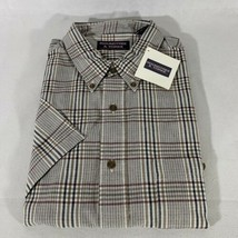 2XT or 4XT TALL MAN Roundtree /& Yorke White with Blue Striped Color Shirt Sizes