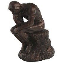 The Thinker by Rodin Reproduction Statue, 7 Inches - $44.01