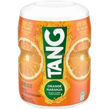 Tang Orange Powdered Drink Mix 20 oz Canisters, Pack of 12 - $124.09